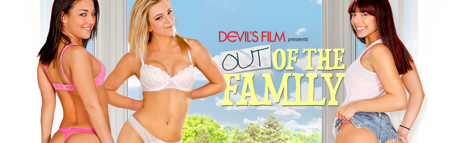 Devils's Film presents Out Of The Family